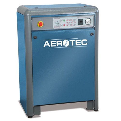 Kompresor Aerotec Silent Basis PRO B-AK30-10 7,5KW 10Bar Łagodny start